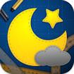 拡大自由なイラストで天気が一目瞭然なiPadアプリに惚れた!