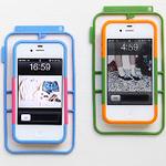 プラモデルみたいに組み立てられるiPhone 4/4Sケース『KIT_』登場