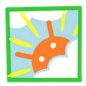 週間天気予報が素速くチェックできるAndroidアプリがイカス!