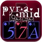週アス×iPhoneゲームアプリ『ピラミッド』:有名であり定番であり安定なのですが、知りませんでした