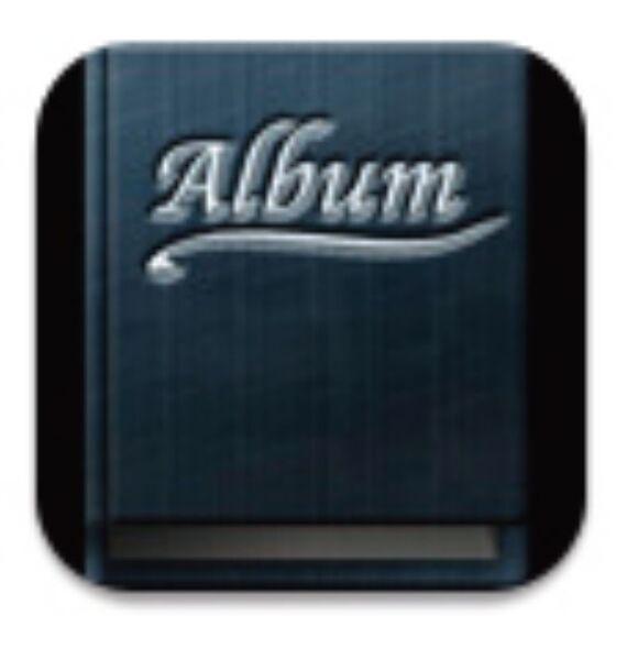 フォトアルバム for iOS4