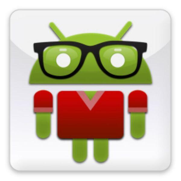Androidアプリがイカス!