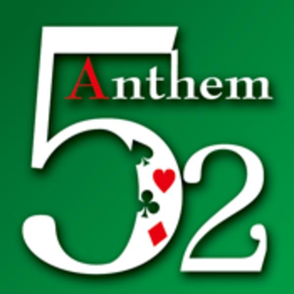 【iPhoneアプリ】52Anthem - RucKyGAMESアーカイブ vol.016