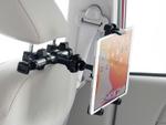 車の後部座席でタブレットを使える車載ホルダー、サンワサプライ