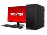 AMD Ryzen 5 3500搭載のデスクトップPC「GAシリーズ」がFRONTIERから
