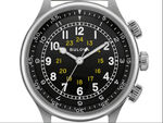 BULOVA、米軍の腕時計をモチーフにしたミリタリーウォッチ3モデル