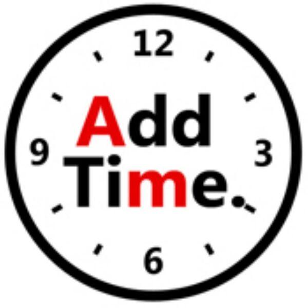 【iPhoneアプリ】add time -時間加算-/add time -時間加速- lite - RucKyGAMESアーカイブ vol.034