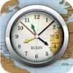 地図をなぞって現地時間を調べられるiPadアプリに惚れた!