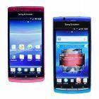 スマートフォン部門:『Xperia acro SO-02C、IS11S』