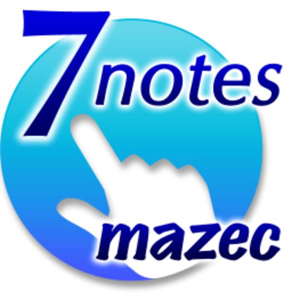 7noteswithmazec
