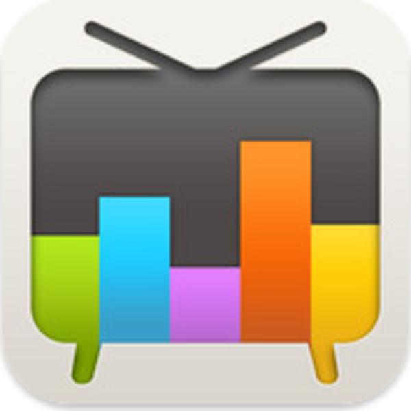 いま盛り上がってるテレビ番組がわかるiPhoneアプリに惚れた!