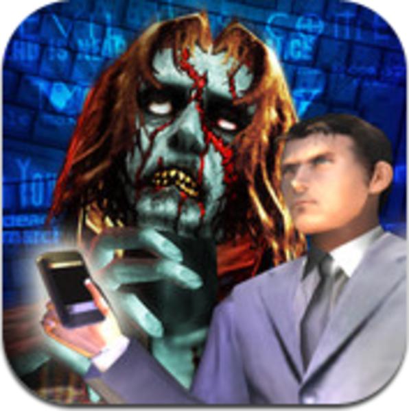 いまなら無料! ゾンビ好き必携フリック入力練習アプリ『ゾンビ打 FLICK OF THE DEAD』