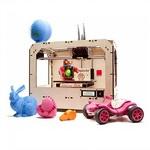 2色立体成型に対応 あの『Thing-O-Matic』の後継3Dプリンター登場