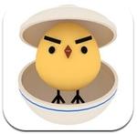 週アス×iPhoneゲームアプリ『ぴよ盛り』:今度はカレー皿! でも、安定のかわいさ