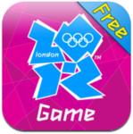 8つの種目をゲームで楽しめるiPhoneアプリ、ロンドン 2012 - 公式モバイルゲーム