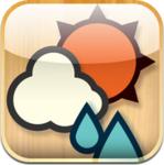 一番かんたんな天気アプリを目指して作られた『おてがる天気』