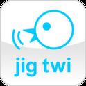 『jigtwi』Androidソーシャル部門