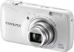 ニコンがスマホ? Android搭載カメラ『COOLPIX S800c』発表(画像さらに追加)