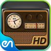 ラジオアラーム時計HD - 多様な機能のクラシックラジオ。