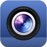 写真をパパッとFBに投稿できるiPhoneアプリ、Facebookカメラ