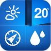 これぞスマホの天気予報と呼ぶにふさわしいiPhoneアプリに惚れた!