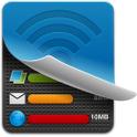 毎日のデータ通信量を確認できるAndroidアプリがイカス!