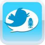 音声入力でツイートできるiPhoneアプリ、ボイスdeツイート