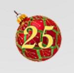 ホーム画面でクリスマスまであと何日かわかるBBアプリが素敵!