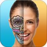 ホントにマスクをつけてるみたいなiPadアプリに惚れた!