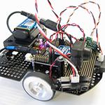 キッカケは知的財産の製品化プロジェクト――自律走行ロボットカーとは何か?(前編)