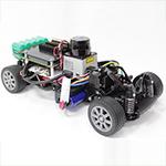 グラフィカル言語でつくるロボットカー――市販材料で挑戦
