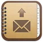 超簡単にアドレス帳をバックアップできるiPhoneアプリ、『アドレス帳保存』