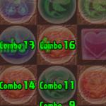 パズドラ:コンボがキモチイイ3色限定ダンジョン