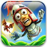 3Dで楽しむ物理演算砲撃アクションパズルなスマホゲーム、Catapult King