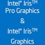 """第4世代コアi""""Haswell""""内蔵GPU""""Iris""""はDX11.1&4K出力対応"""