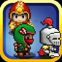 スネークゲーム風なアクションRPGスマホゲーム、Nimble Quest