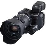 最大600fpsでスーパースロー動画が撮れるJVC『GC-P100』