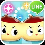 LINE GAMEの新作パズルゲーム『LINE でろーん』がサービス開始