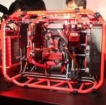 ASUSの『R.O.G.』にミニITXマザーとハイブリッドグラボが登場:COMPUTEX 2013