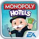 天からお金が降ってくるホテル経営スマホゲーム、MONOPOLY Hotels
