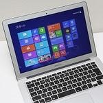 新MacBook AirにWin8を入れてみた 完全ガイド