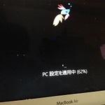 BootCamp MacBook Airを速攻でWindows8.1化したのねん