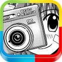 写真をマンガふうに加工できるAndroidアプリがイカス!