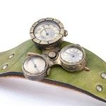 『装甲騎兵ボトムズ』ハンドメイド腕時計の製作現場に潜入