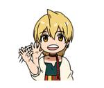 LINEのスタンプに人気アニメ『マギ』が登場、使える表情山盛りで170円!