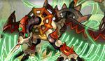 パズドラ:中級者でもチャレンジできる「地の神秘龍:超級」攻略法