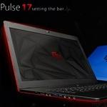 GeForce GTX765Mで厚さ約2センチの薄型ゲーミングノート『Pulse 17』