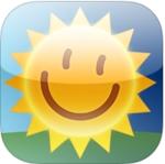 窓の外を見ているかのように天気がわかるiPadアプリに惚れた!
