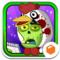 『ゾンビカフェ』iPhone・Androidゲーム部門