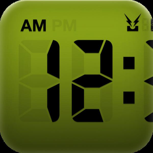 『LCD Clock Lite』